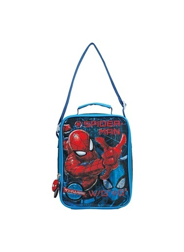 Spider-Man Spiderman Tech Beslenme Çantası 5257 Renkli